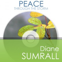 Peace through the storm cd cover