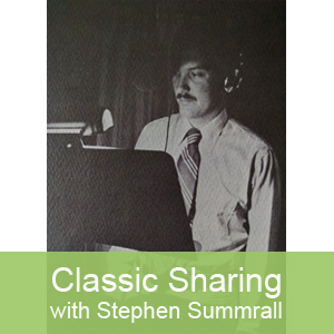 cover of Classic Sharing With Stephen Summrall