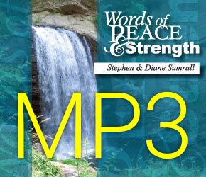 Words of Peace and Strength MP3 cover